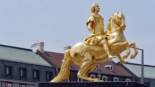 Dresden (Neustadt) - Impressionen aus der Landeshauptstadt