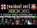 Resident Evil Para Xbox 360 Rgh jtag E Ltu