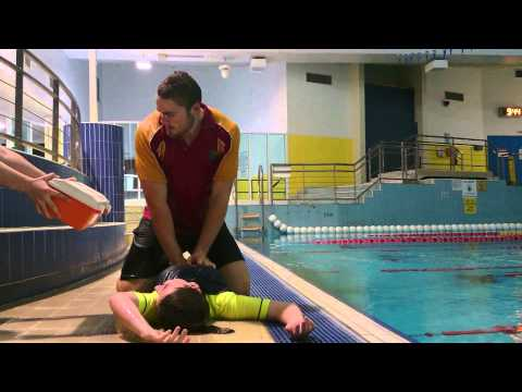 Go Hard Go Solo-Lifeguard Rescue