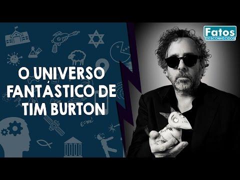 O Universo Fantástico de Tim Burton