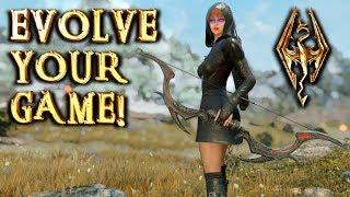 SECRET OF EVOLUTION - Best New Skyrim Mods 75