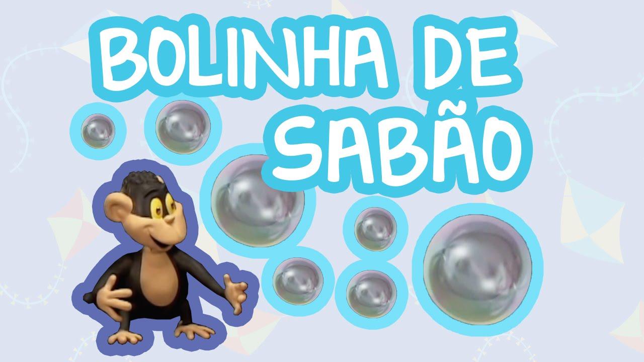 BOLINHA DE SABÃO | BEBÊ MAIS FORMAS