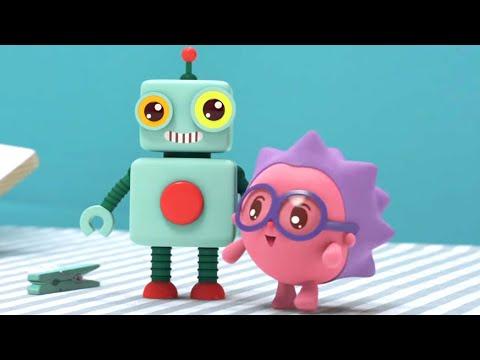 Малышарики - новые серии - Раз, два, три. Танец (160 серия) + Сборник лучших серий видео
