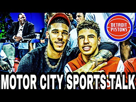 Could Detroit Pistons Trade For Lonzo & Draft LaMelo Ball? | Joe Dumar Now Running Sacramento Kings