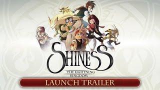 Shiness: The Lightning Kingdom video