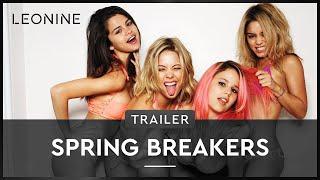 Spring Breakers Film Trailer