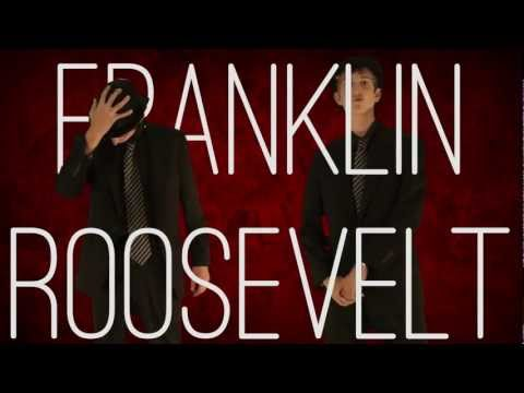 Roosevelt vs. Roosevelt (Epic Rap Battle of History)
