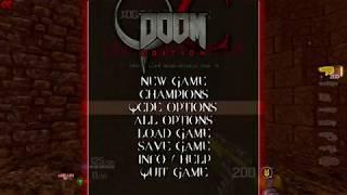Обзор на мод   : Quake Champions  Doom Edition