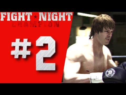Fight Night Champion Legacy Mode Ep.2 (10,000 Views Special - DELAYED)