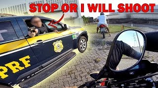 BIKER vs POLICE | COOL & ANGRY COPS |  [Episode 79]