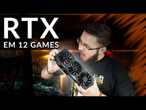 RTX 2080 ti vs VEGA 64 Benchmark in Shadow of Tomb Raider