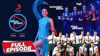 Ep-10 The Dance Project - Gauahar Khan | MJ5 | Wild Ripperz