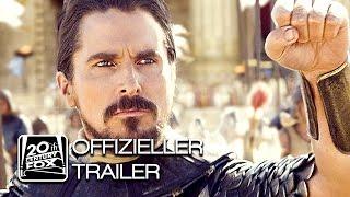 Exodus - Götter und Könige Film Trailer