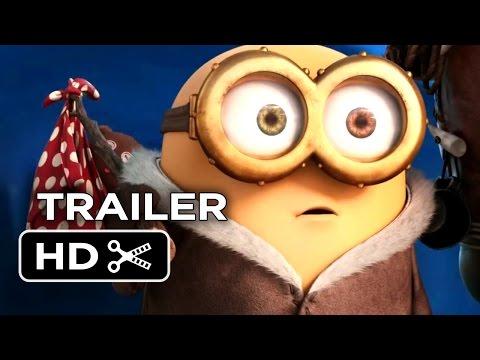 Minions Official Trailer #1 (2015) - Despicable Me Prequel HD