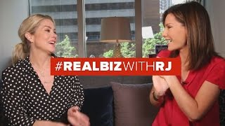 Christina Applegate   Real Biz with Rebecca Jarvis   ABC News
