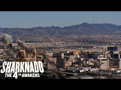 Sharknado: The 4th Awakens (TV Spot 'There's a Sharknado Coming')