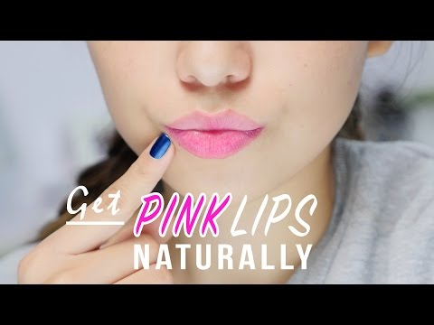, title : 'Get Pink Lips Naturally | 2 Easy Ways'