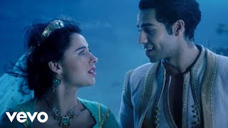 "Mena Massoud, Naomi Scott - A Whole New World (From ""Aladdin"")"