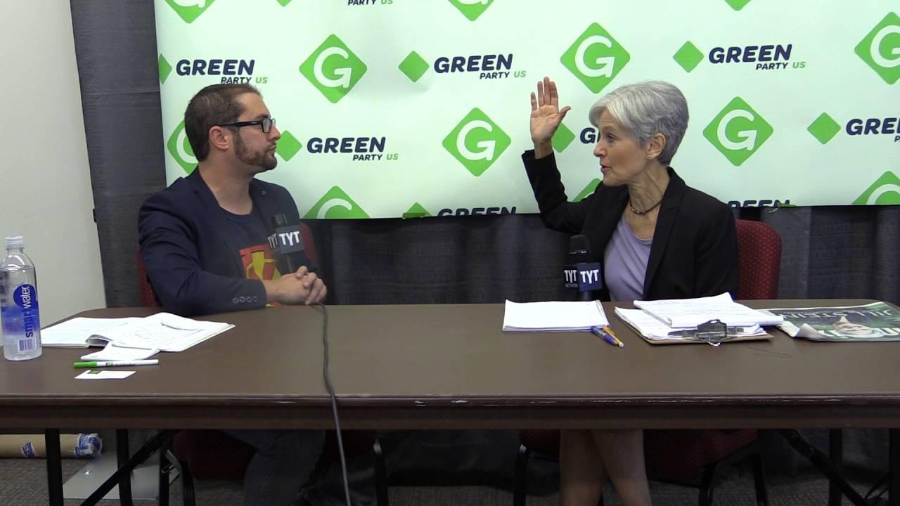 Jill Stein Interview With TYT Politics thumbnail