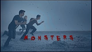 Download Video 【Teen Wolf】Monsters[HD] MP3 3GP MP4