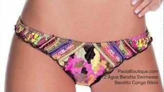 Bendito Congo Bikini - 2012 Agua Bendita Swimwear - PaolaBoutique.com