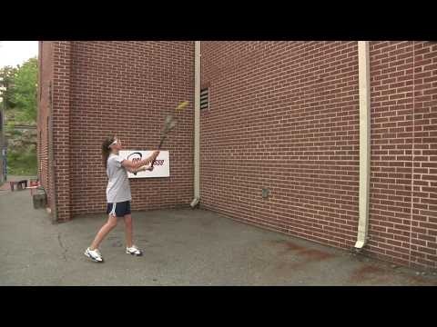 Wall Ball Routine From Xcelerate Lacrosse Camp Director Melissa Jaworski