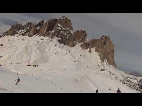 Video di Campitello di Fassa - Col Rodella