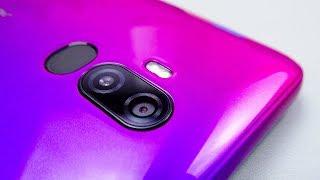Смартфон Ulefone Power 3L 2/16 Purple от компании Cthp - видео 2