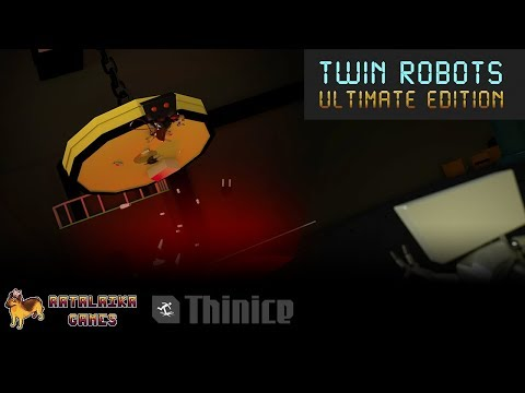Twin Robots: Ultimate Edition - Nintendo Switch Trailer thumbnail