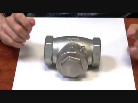 Series SCS - Swing Check Valve