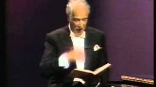 Victor Borge Educating Greg on Phonetic Punctuation!