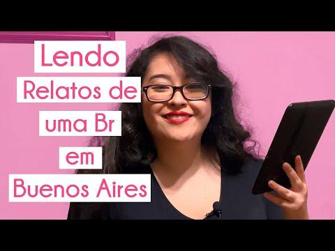 Lendo | Relatos de uma Br em Buenos Aires