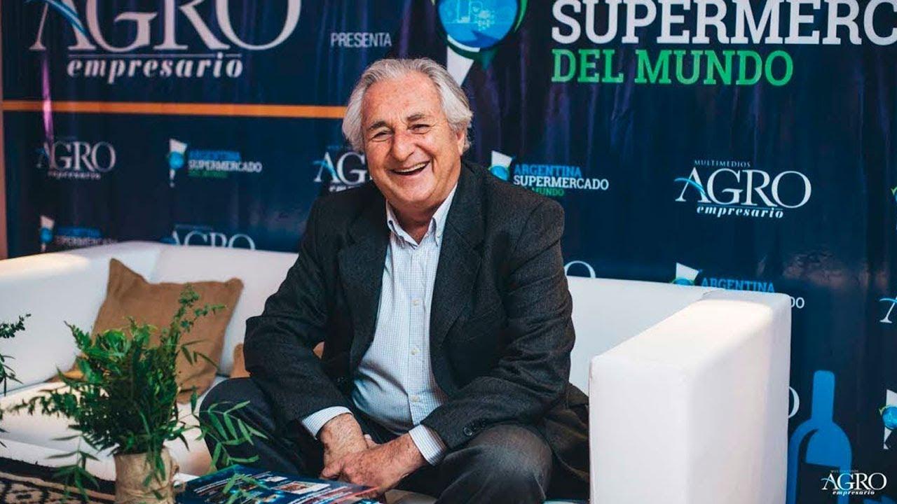 Jorge Srodek - Jefe de Gabinete del Ministerio de Agroindustria de Buenos Aires