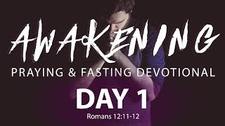 DAY 1 | Daniel Fast Devotional | Praying and Fasting