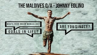 THE MALDIVES Q/A - JOHNNY EDLIND