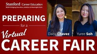 Virtual Career Fair Tips