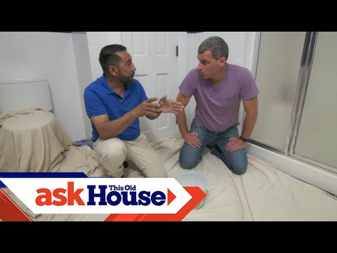 How to Paint a Mold-Resistant Bathroom | Ask This Old House