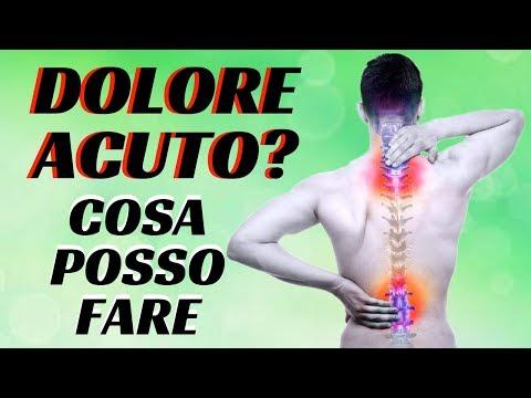 Osteocondrosi degli attacchi di panico e del collo