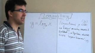 Logaritmus - teorie 1