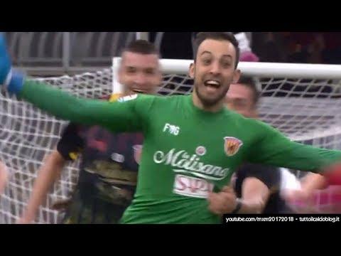 Un anno di Brignoli: la gioia del gol ma Icardi gli dà un dispiacere (VIDEO)