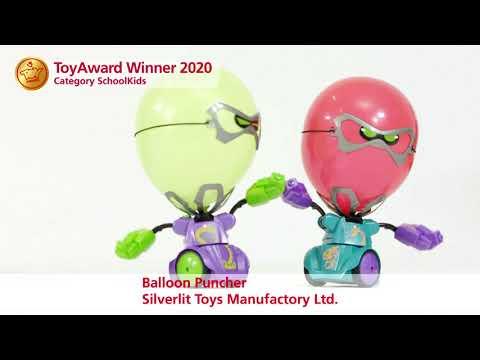 Silverlit Robo Kombat Balloon Puncher