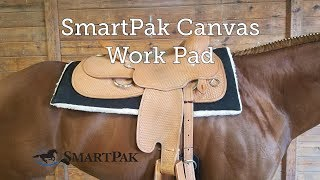 SmartPak Canvas Work Pad Review