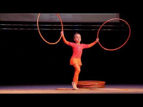 """Цирковая студия """"Алиса"""" - """"Оранжевое небо"""""""