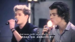 One Direction- Live While We're Young (Acoustic)
