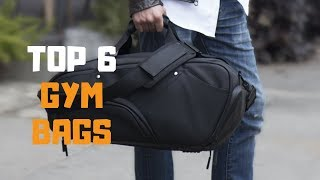 Best Gym Bag in 2019 - Top 6 Gym Bags Review