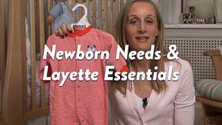 Newborn Needs And Layette Essentials | CloudMom