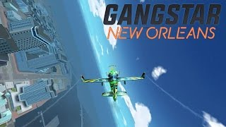 GANGSTAR NEW ORLEANS - PLANES & ANDROID COMPATIBILITY