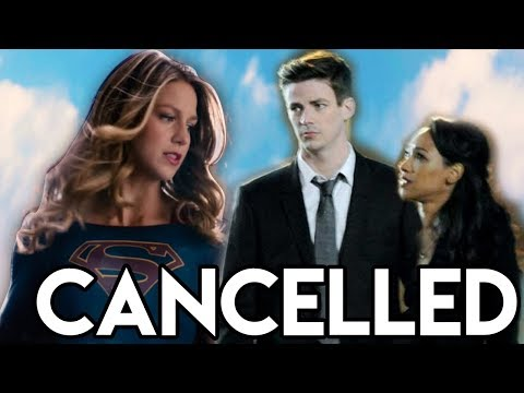 Supergirl Not CANCELLED & Spinoff Coming LEAKS?! & Death in The Flash! - Supergirl Season 5