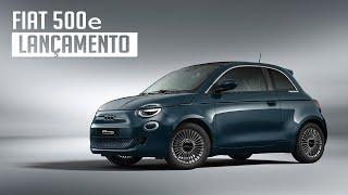 Fiat 500e - Lançamento