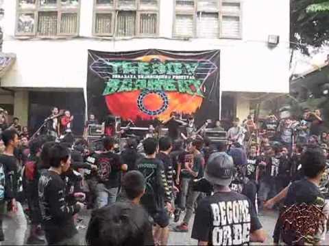 Kapak Merah X - Lord of Gore (Live at TRENDY BANGSAT # 22 - Surabaya)